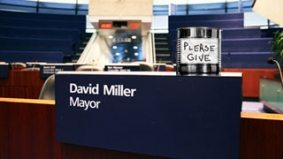 David Miller: for whom the bell (and road) tolls