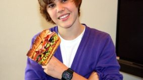 """The """"Bieber-iffic map to Stratford"""" now on tourism site"""