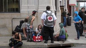 Wounded G20 protestors to be treated in plumbing-free shack