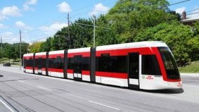 Mayor Miller notably absent as Metrolinx announces its purchase of 182 LRT vehicles