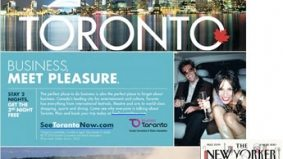 Canada struts its stuff in million-dollar purchase of every ad in the New Yorker