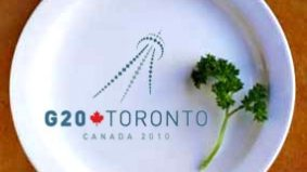 Summit Scene: dispatch from inside the G20's kitchens by local restaurateur John Lee