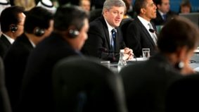 Hogtown versus the world: how does Toronto's G20 compare with previous summits?