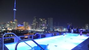 Thompson Hotel opening: pillow fights, pool parties and an hour wait for the rooftop