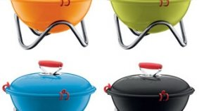 Father's Day gift idea: a portable barbecue for $60