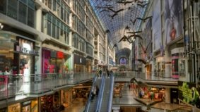 How the Eaton Centre is spending its $120 million in make-over money