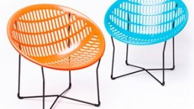 Nice seat: iconic Canadian outdoor furniture