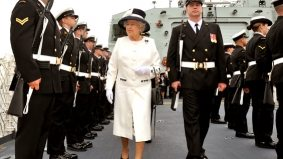 HOT HATS! We rank the Queen's Canada visit outfits