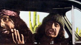"""Cheech and Chong: """"douche bag"""" Stephen Harper needs to """"get out of George Bush's butt"""""""