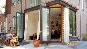 Introducing: Hub, Wallace-Emerson's new indie coffee shop