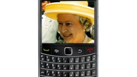 Queen's RIM job: five wonderful things Elizabeth II can do with her new BlackBerry