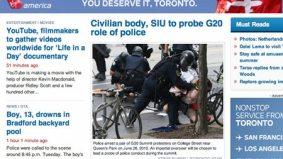 The Toronto Star's unfortunate juxtapositions