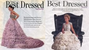 Battle of the best-dressed divas