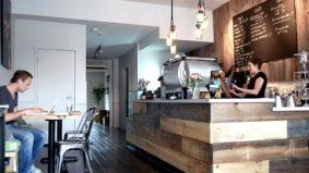 Introducing: Crafted by Te Aro. I Deal Coffee gets some competition on Ossington