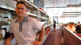 Introducing: O&B Canteen, Oliver and Bonacini's restaurant in the eye of the TIFF storm