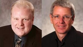"Rob Ford calls out Adam Vaughan: ""Be a man"" and join the mayoral race"
