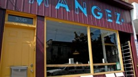 Introducing: Mangez, Parkdale's new house of grilled cheese
