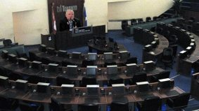 As Rob Ford is punished again, councillors contemplate the Mayor Ford era, plan coup