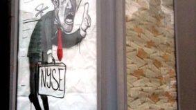 Guerrilla activists hack 85 Toronto billboards, replacing ads with art
