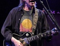 Neil Young's new album title and release date announced