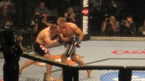 MMA is a-okay: Ontario to allow mixed martial arts after all