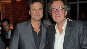 TIFF PHOTO GALLERY: Colin Firth's 50th Birthday at Soho House Club