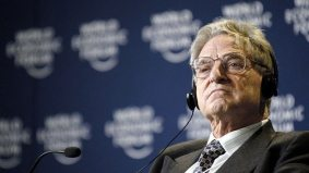 George Soros threatens to sue Sun Media after Nazi comment