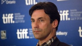 TIFF PHOTO GALLERY: Jon Hamm, Ben Affleck and Blake Lively at The Town press conference