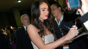 TIFF PHOTO GALLERY: Megan Fox, Bill Murray and Mickey Rourke at the Passion Play gala