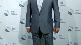 TIFF PHOTO GALLERY: David Suzuki Foundation gala with Ed Begley Jr. and Russell Peters
