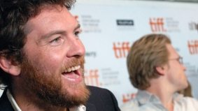 TIFF PHOTO GALLERY: At the closing gala with Eva Mendes and Sam Worthington (who spent a whopping 35 minutes signing autographs)