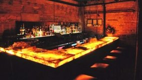 Introducing: Stirling Room, the Distillery District's first and only nightclub