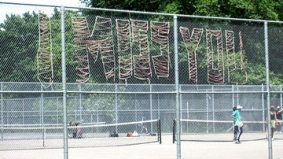 Dear Urban Diplomat: How do I get rid of hipsters who just take up space on the Trinity Bellwoods tennis courts?