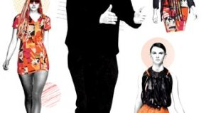 Project Runway phenom Evan Biddell injects attitude into fashion