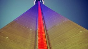 Nuit Blanche exhibit will allow spectators to control CN Tower light show