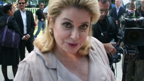 TIFF PHOTO GALLERY: Catherine Deneuve and François Ozon at the Potiche screening