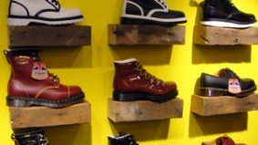Introducing: Dr. Martens opens store on Queen West