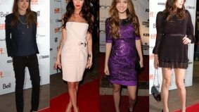 TIFF fashion poll: Megan Fox, Ellen Page, Liv Tyler and Liana Liberato