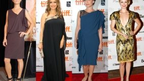 TIFF Fashion Poll: Jennifer Connelly, Kelly Preston, Kristin Scott Thomas, Whitney Able