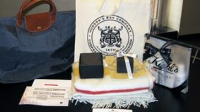 The swag series: celeb guests get Bulgari bling, Bay blankets at the Hazelton Hotel