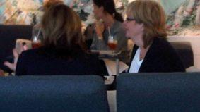 Spotted: Jennifer Garner at Holt Renfrew
