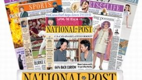 Old media momentarily triumphs over new media: Twitter overwhelmed after National Post offers buyout packages to entire newsroom