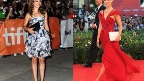 Toronto the boring? Fashion at TIFF duller than at Venice film fest