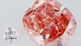 For $12 million, you can name this pink diamond after yourself