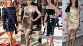 TIFF Fashion Poll: red-carpet battle at the Conviction premiere
