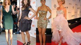TIFF Fashion Poll: Suzanne Rogers, Rachelle Lefevre, Freida Pinto and Emmanuelle Chriqui
