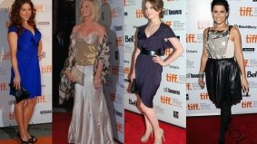 TIFF fashion poll: Nelly Furtado, Olivia Newton-John, Erin Karpluk and Allie MacDonald