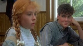Anne of Green Gables mocked by moderately naughty song