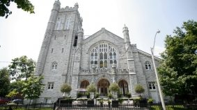 Home of the Week: $1.5 million to live in a century-old church, steps from High Park
