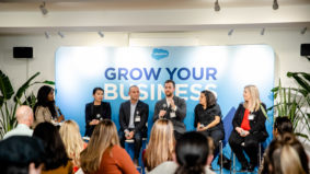 Salesforce and Toronto Life celebrated small business in Canada at Stackt Market